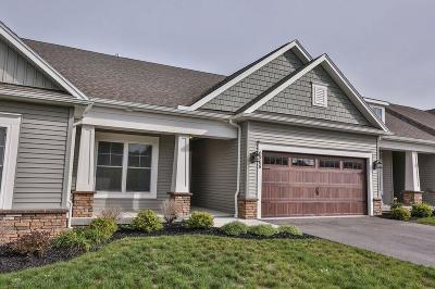 Victor Single Family Home For Sale: 6968 Wyndham