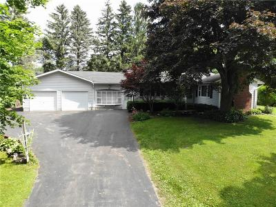 Marion Single Family Home For Sale: 4248 Route 21