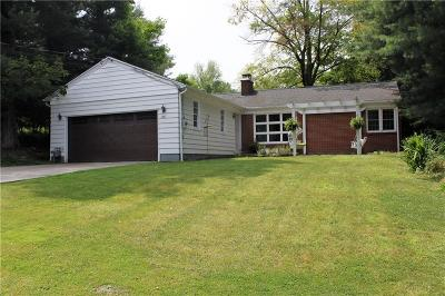 Jamestown NY Single Family Home For Sale: $134,900