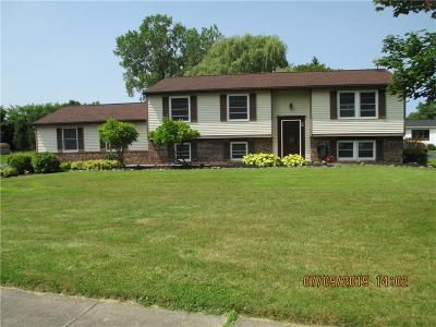 Henrietta Single Family Home For Sale: 2 Pacer Drive