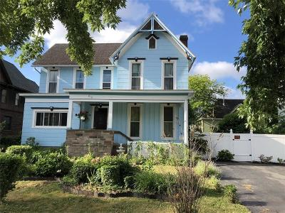 Ridgeway Single Family Home For Sale: 219 W Center Street