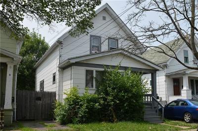 Buffalo Single Family Home For Sale: 12 Eller Avenue
