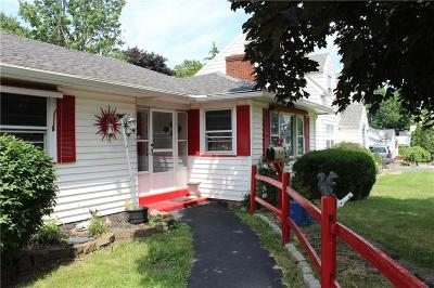 Single Family Home For Sale: 35 E Albion Street