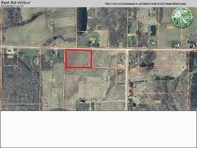 Farm & Ranch For Sale: East Road