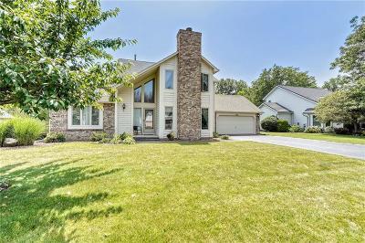 Greece Single Family Home For Sale: 163 Cedar Creek Trail