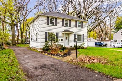 Irondequoit Single Family Home For Sale: 97 Owaissa Drive