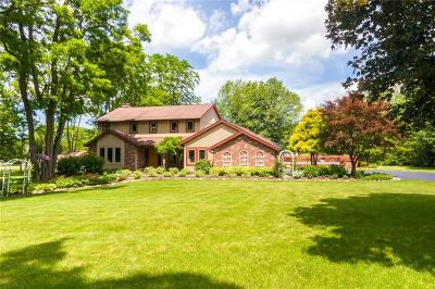 Rush Single Family Home For Sale: 1288 Telephone Road