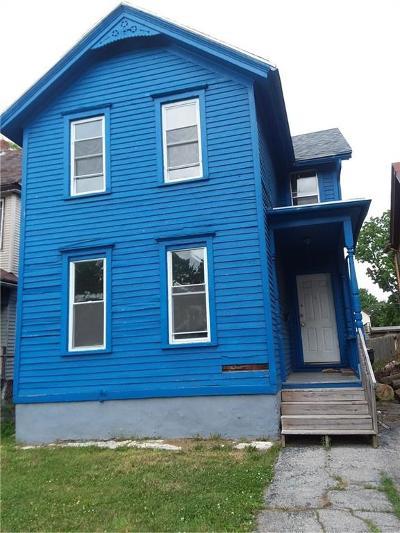 Rochester Single Family Home For Sale: 70 Bartlett Street