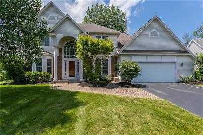 Perinton Single Family Home For Sale: 3 Acadian