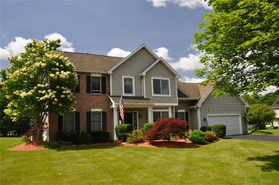 Penfield Single Family Home For Sale: 3 Wayshire Drive