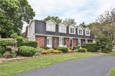 Webster Single Family Home For Sale: 263 Salt Road