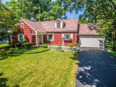 Pittsford Single Family Home For Sale: 171 Alpine Drive