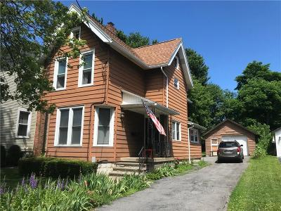 Auburn Single Family Home Active Under Contract: 22 Mann Street