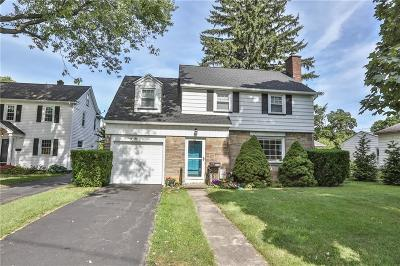 Monroe County Single Family Home For Sale: 3568 Culver Road