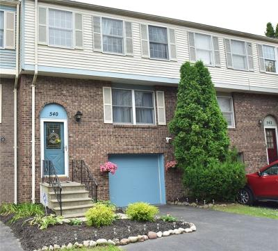 Penfield NY Condo/Townhouse Pending: $129,900