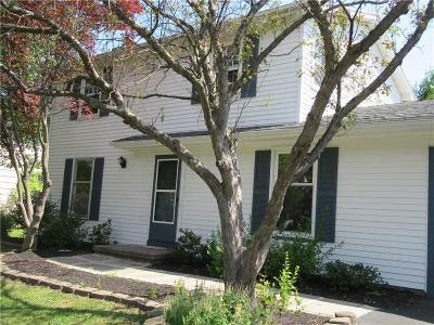 Perinton Single Family Home For Sale: 19 Black Mallard Circle