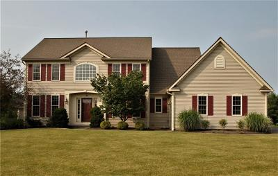 Perinton Single Family Home For Sale: 45 Captiva Crossing