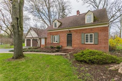 Perinton Single Family Home For Sale: 41 Thornell Road
