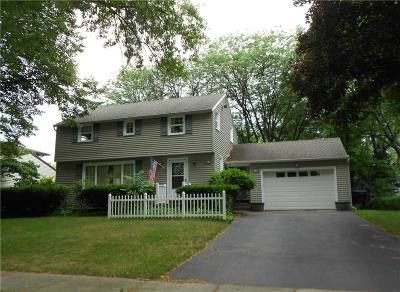 Irondequoit Single Family Home For Sale: 79 Driftwood Lane