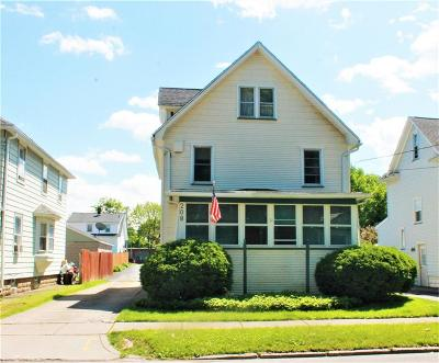 East Rochester Single Family Home For Sale: 208 W Elm Street