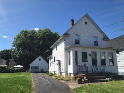 East Rochester Single Family Home For Sale: 320 Garfield Avenue