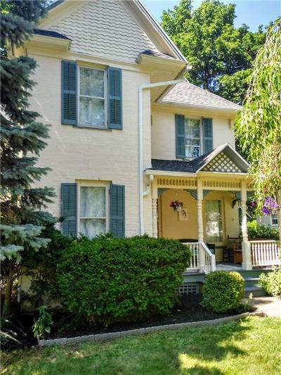 Single Family Home For Sale: 112 Grant Street