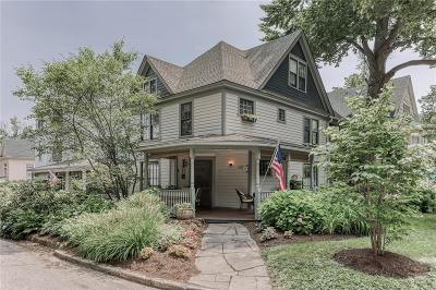 Chautauqua Single Family Home For Sale: 19 McClintock Avenue