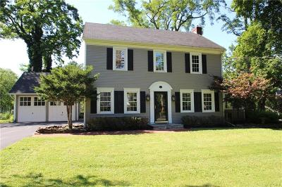 Pittsford Single Family Home For Sale: 13 E Park Road