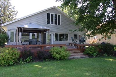 Ontario County Single Family Home For Sale: 5980 S Forest View