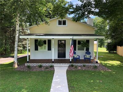 Cayuga County Single Family Home For Sale: 10098 Jordan Road