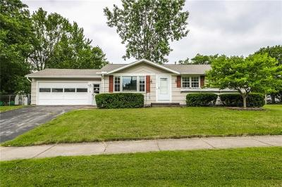 Greece Single Family Home For Sale: 400 Ripplewood Drive