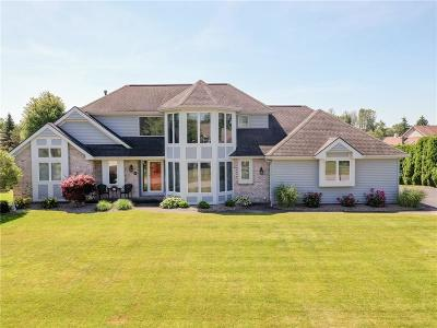 Penfield Single Family Home For Sale: 32 Walnut Hill Drive