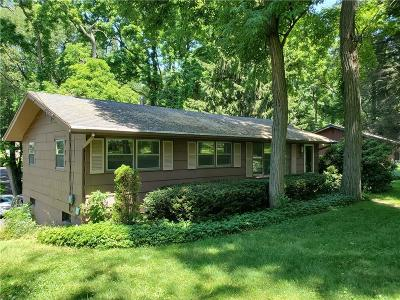 Webster Single Family Home For Sale: 174 Stony Point Trl