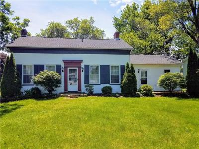 Clarkson Single Family Home For Sale: 8181 W Ridge Road
