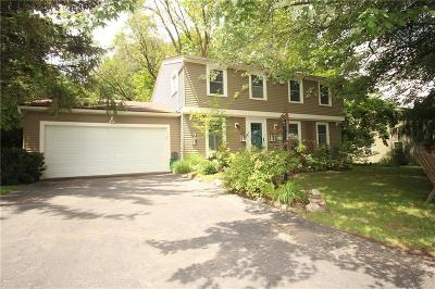 Penfield Single Family Home For Sale: 21 Surrey Place