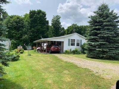 Single Family Home For Sale: 3393 Carpenter Pringle Road