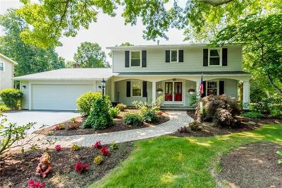 Penfield Single Family Home For Sale: 240 Hampton Way #SS