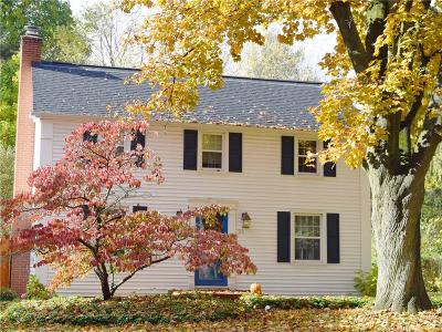 Brighton Single Family Home For Sale: 91 Colonial Village Road