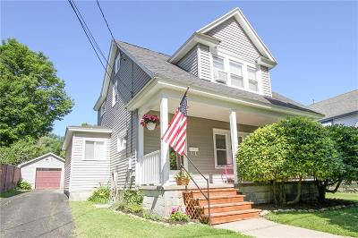 Single Family Home For Sale: 127 N Dow Street