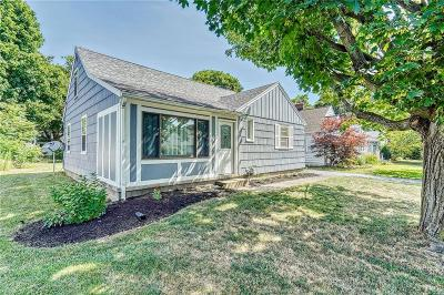 Irondequoit Single Family Home Active Under Contract: 298 Garford Road