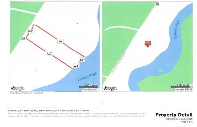 St Lawrence County Residential Lots & Land For Sale: County Rd 53