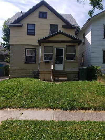 Rochester Single Family Home For Sale: 47 Jewel Street