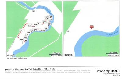 St Lawrence County Residential Lots & Land For Sale: 00 County Rd 53