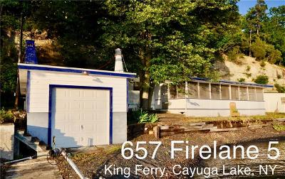 Single Family Home Active Under Contract: 657 Fire Lane 5 Road