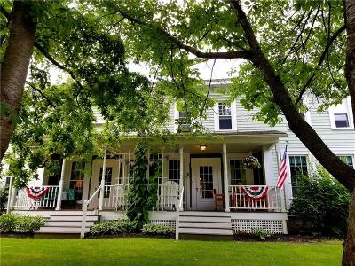 Rush Single Family Home For Sale: 6809 E River Road