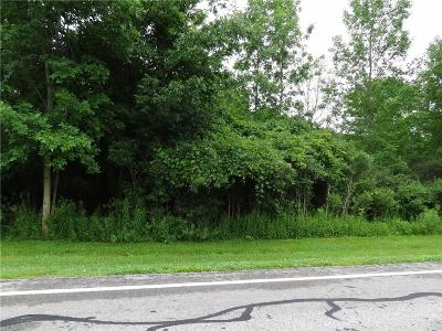 Monroe County Residential Lots & Land For Sale: Whittier Road