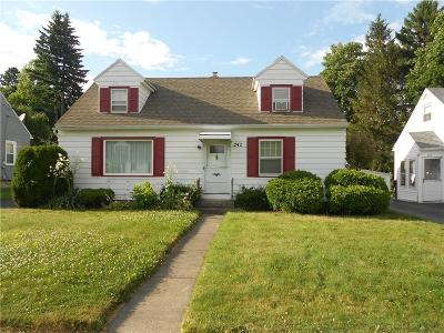 Irondequoit Single Family Home For Sale: 242 Harwick Road