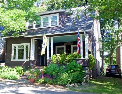 Chautauqua Institution Single Family Home For Sale: 38 Foster Avenue