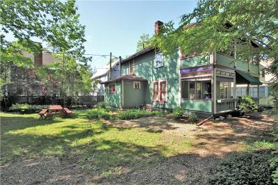 Chautauqua Single Family Home For Sale: 48 Cookman (Part Of) Avenue