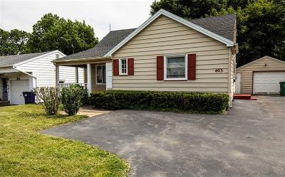 Irondequoit Single Family Home For Sale: 403 Pattonwood Drive
